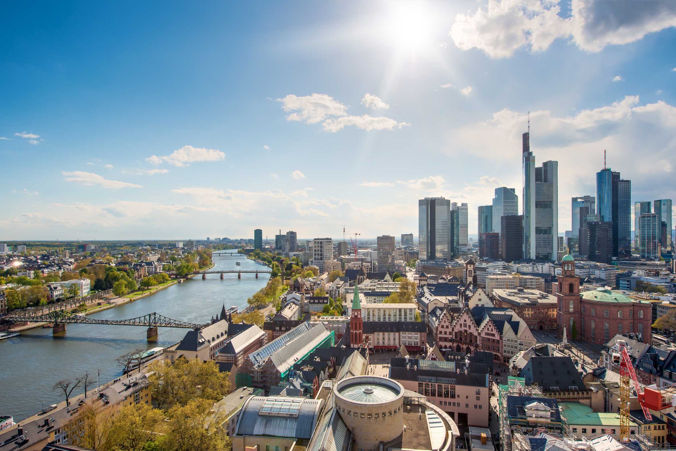Frankfurt muss der neue Banker Europas werden - Wirtschaftsforum der ...